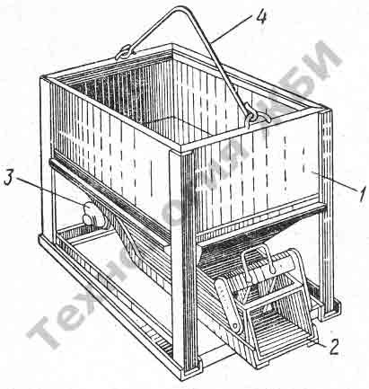 вибробадья для бетонной смеси